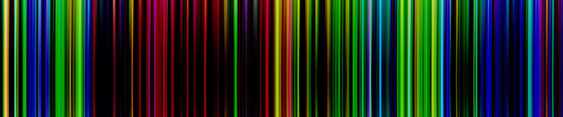 Electromagnetic color spectrum